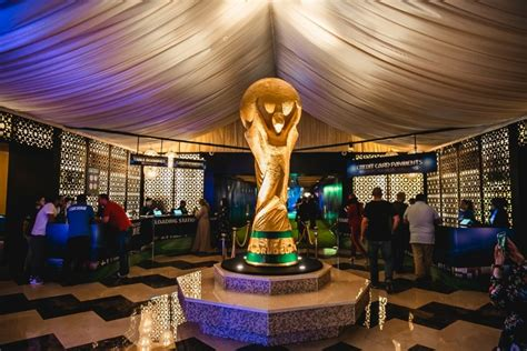 Catch All Of The World Cup Action At The 'Atlantis World