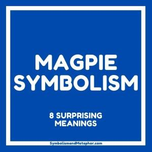 What does a Magpie Symbolize? (8 Surprising Meanings)