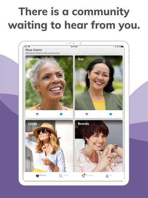OurTime - Meet 50+ Singles App for iPhone - Free Download