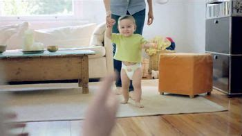 Pampers Swaddlers TV Commercial, 'Firsts' - iSpot