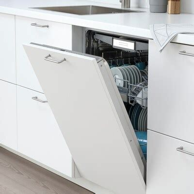 Complete your METOD Kitchen with an Integrated Dishwasher