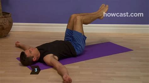 How to Stretch for Back Pain: Lower Body Russian Twist