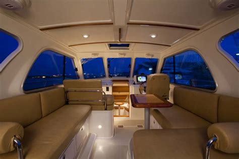Images of the Back Cove 30 down east motor boat built in