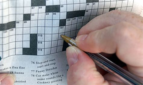 Beginner's Guide to Cryptic Crosswords – Penny Post