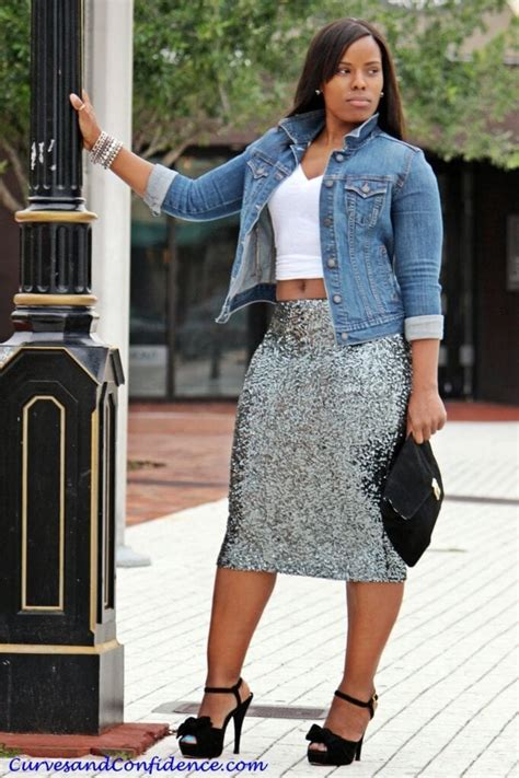 20 Ideal Outfits Combinations for Bigger Busted Ladies