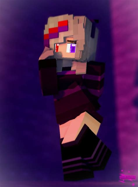 Pin by Wesley Ryan on Cursed   Minecraft anime girls