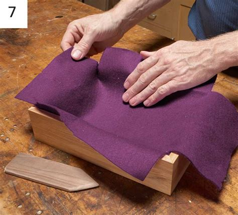 Free Step by Step Plan for Building Wooden Jewellery Box