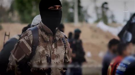 ISIS Using Social Media and Violence to Recruit - NBC News