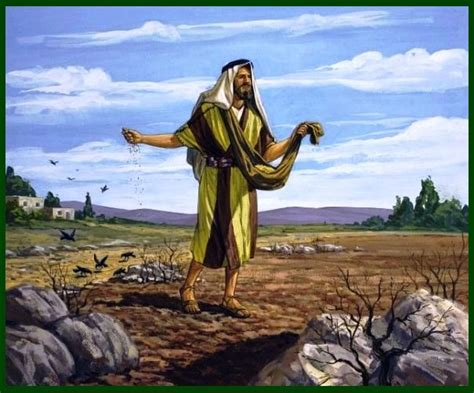 The Parable of the Sower - New Boston Church of Christ
