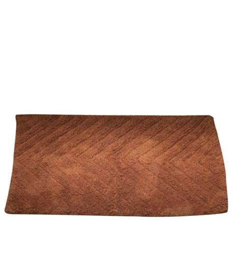 House This Brown Bath Rug - Small - Buy House This Brown