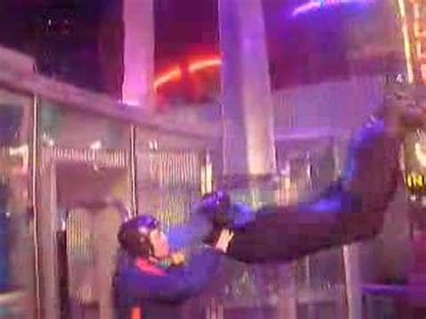 iFly - Indoor Skydiving/Vertical Wind Tunnel - First