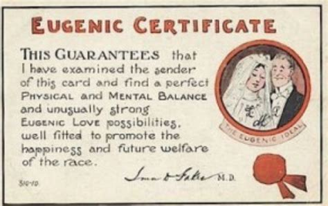 """Let's (Cautiously) Celebrate the """"New Eugenics""""   HuffPost"""