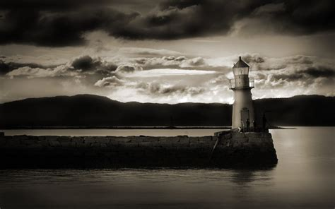 Dark Light House Wallpapers   HD Wallpapers   ID #533