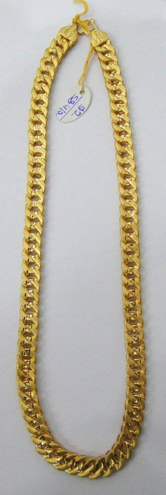 Details about Vintage solid 22K Gold handmade jewelry