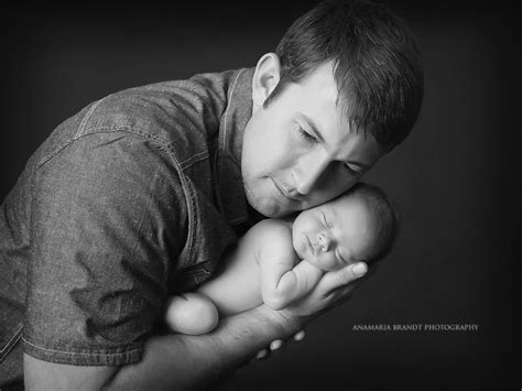 Mentoring baby models {newborn photography by Ana Brandt