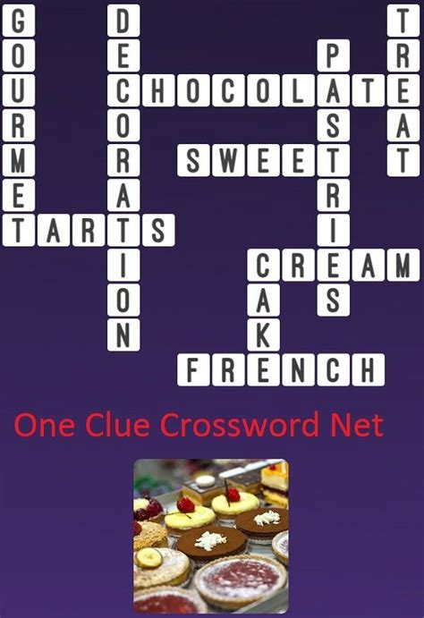 Chocolate - Get Answers for One Clue Crossword Now