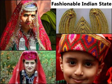 Fashionable Indian State- Himachal Pradesh And Its Gaudy