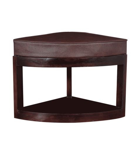 Round Coffee Table with Stools by Mudramark Online