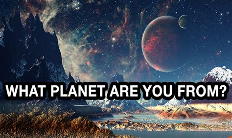 Quiz for Starseeds: What Star System are You Originally