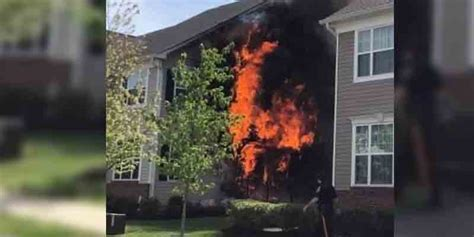 Fire Displaces Residents in North Brunswick – Shore News