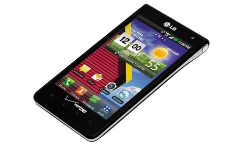 LG Lucid VS840 Smartphone 4G LTE Android Verizon or Page